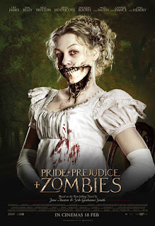 Download Film Pride and Prejudice and Zombies (2016) WEB-DL 720p Subtitle Indonesia