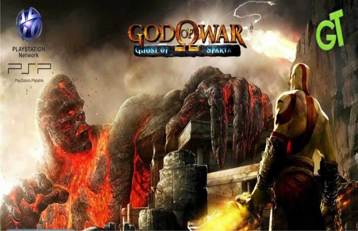 God of war ghost of sparta psp download