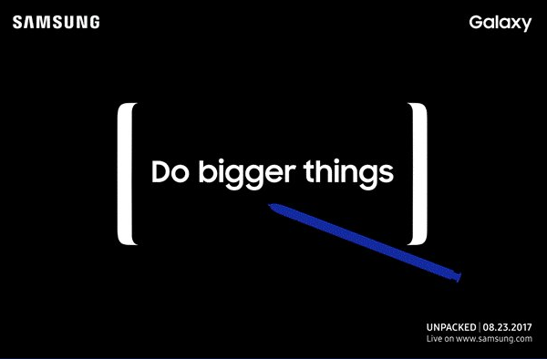 Samsung Galaxy Note 8 Official Specs Release Date and Everything You Need To Know