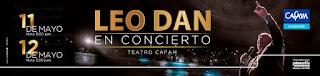 Concierto de LEO DAN en Bogotá, Colombia 2019