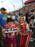 Natalie Decker Takes a Top-Five at Elko Speedway