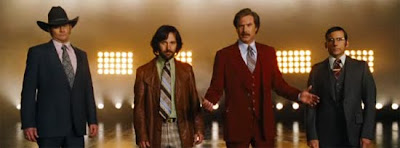 Anchorman 2 Film - Anchorman Sequel - Anchorman 2 Trailer