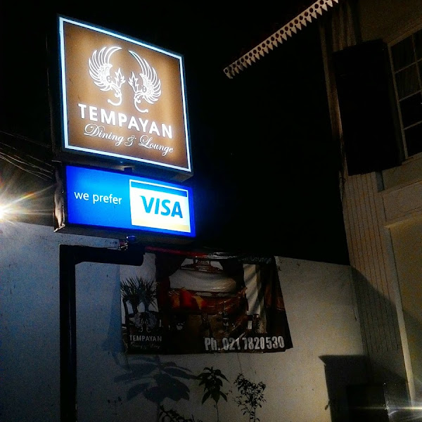 Tempayan Dining Lounge ( Sindoro Restaurant )