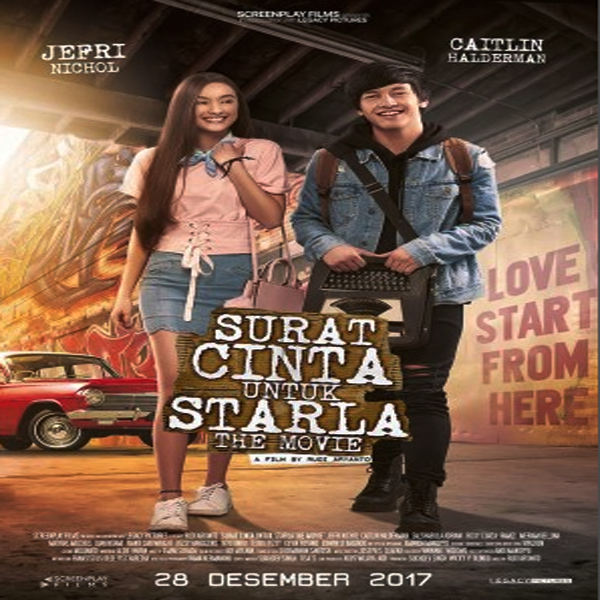 Surat Cinta Untuk Starla The Movie (2017) Full Movie