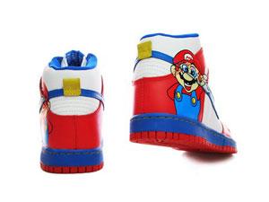 Nike Dunks Super Mario For Kids Nike Air Force 1 CMFT  4ded574c7342