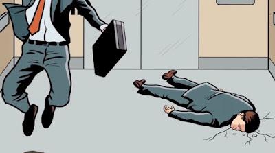 ماذا تفعل إذا سقط بك المصعد ؟ 😱 نجت رغم سقوطها 75 طابقاً