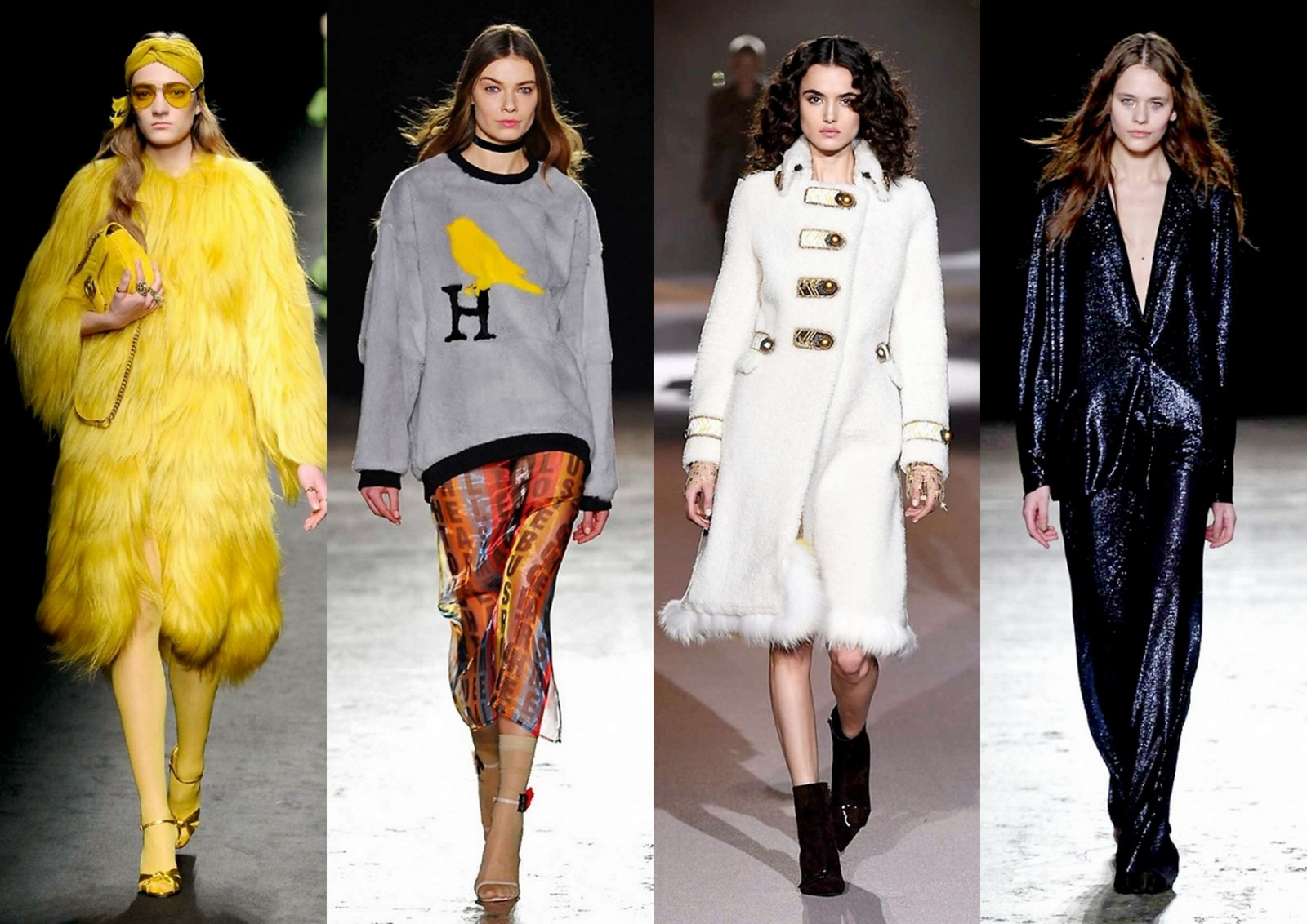 The Highlights Of Milan Fashion Week FW16/17