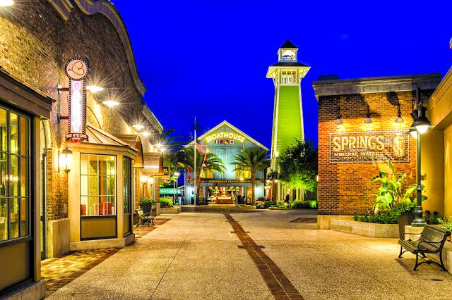 Qué hacer en Disney Springs en Orlando