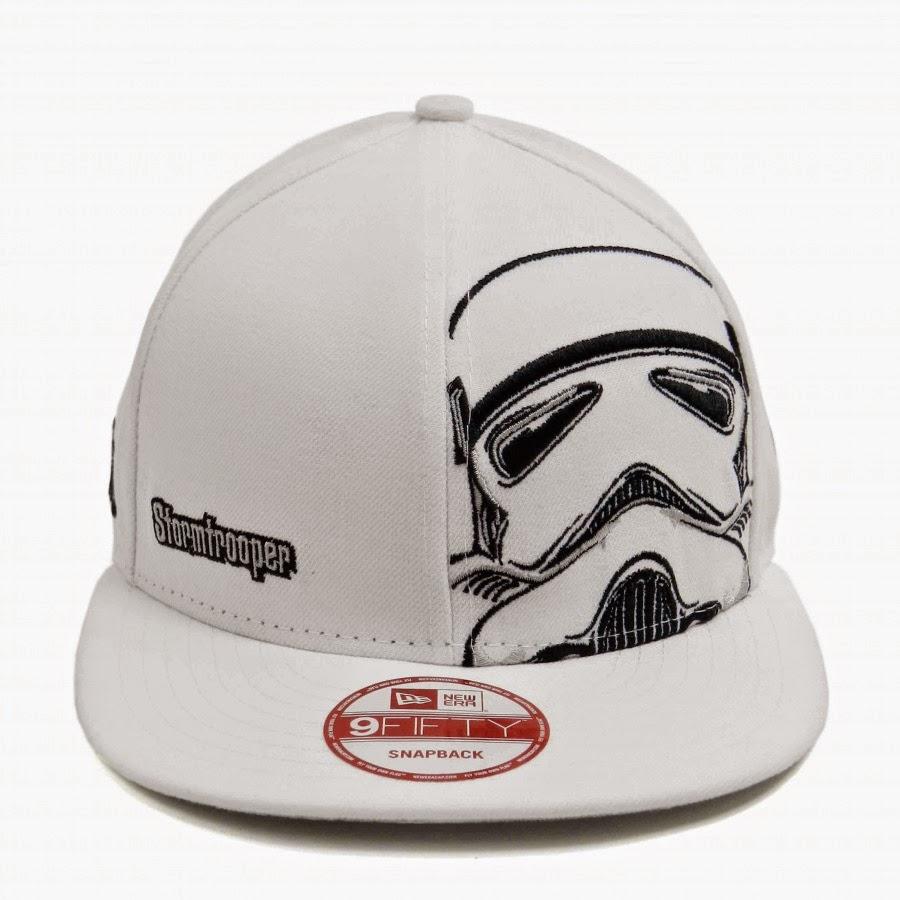 46b7956494353 new era brasil  New Era apresenta linha de Caps Star Wars