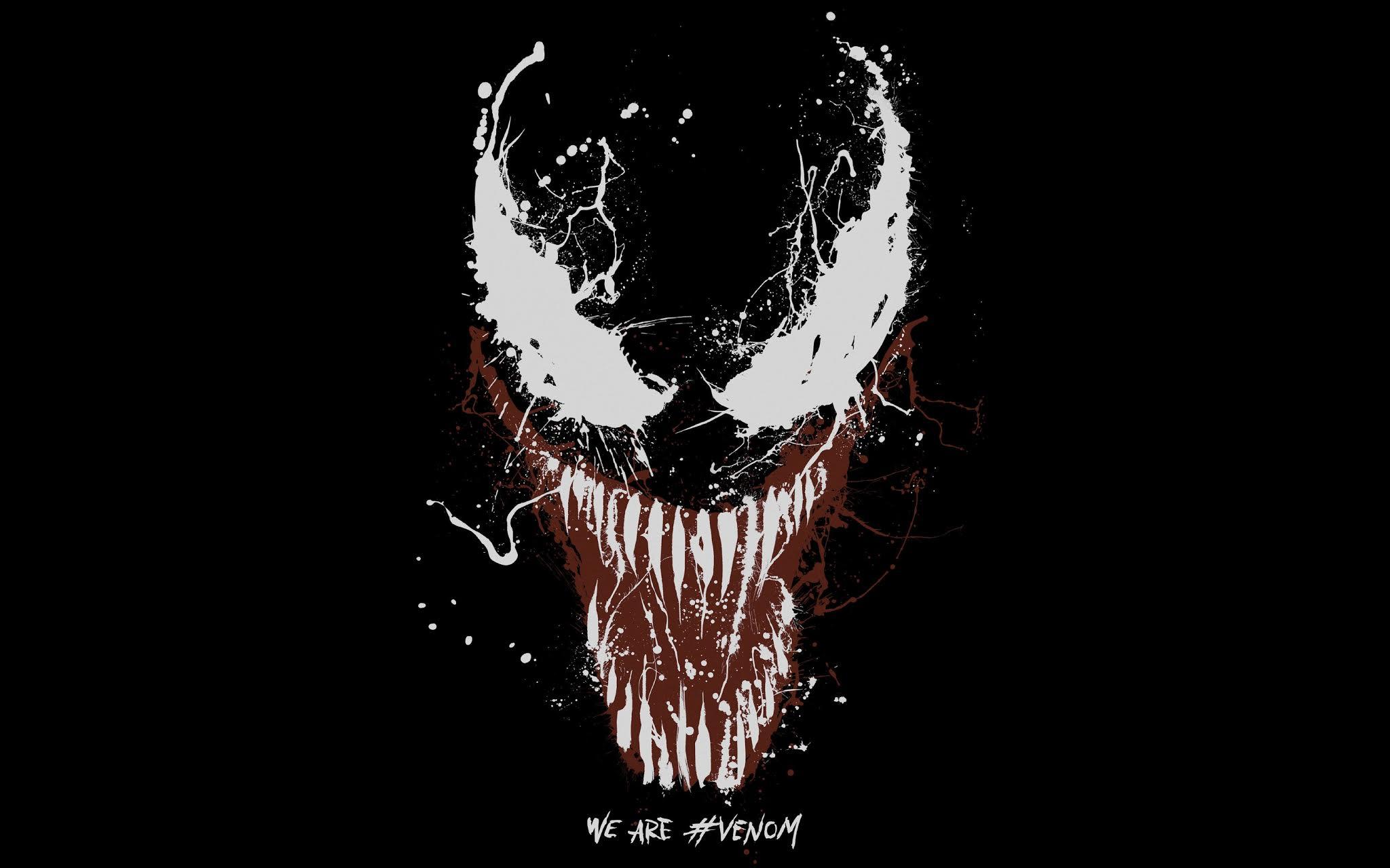 Plano De Fundo Preto Venom Hd