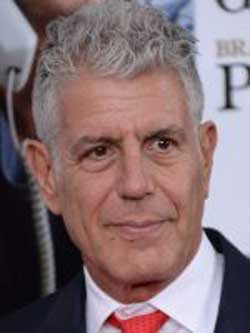 Remembering Anthony Bourdain (2018)