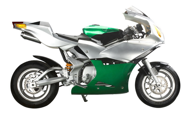 Super Bike: Electric Super Pocket Bike