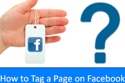 How to Tag Business Page On Facebook