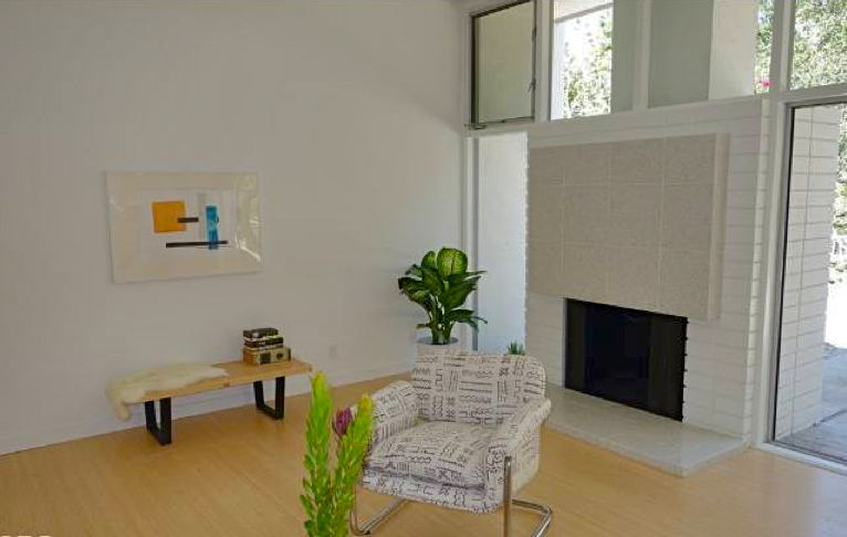 Led Recessed Lighting Milgard Windows And A Nest Thermostat Are All New Features Of This Home