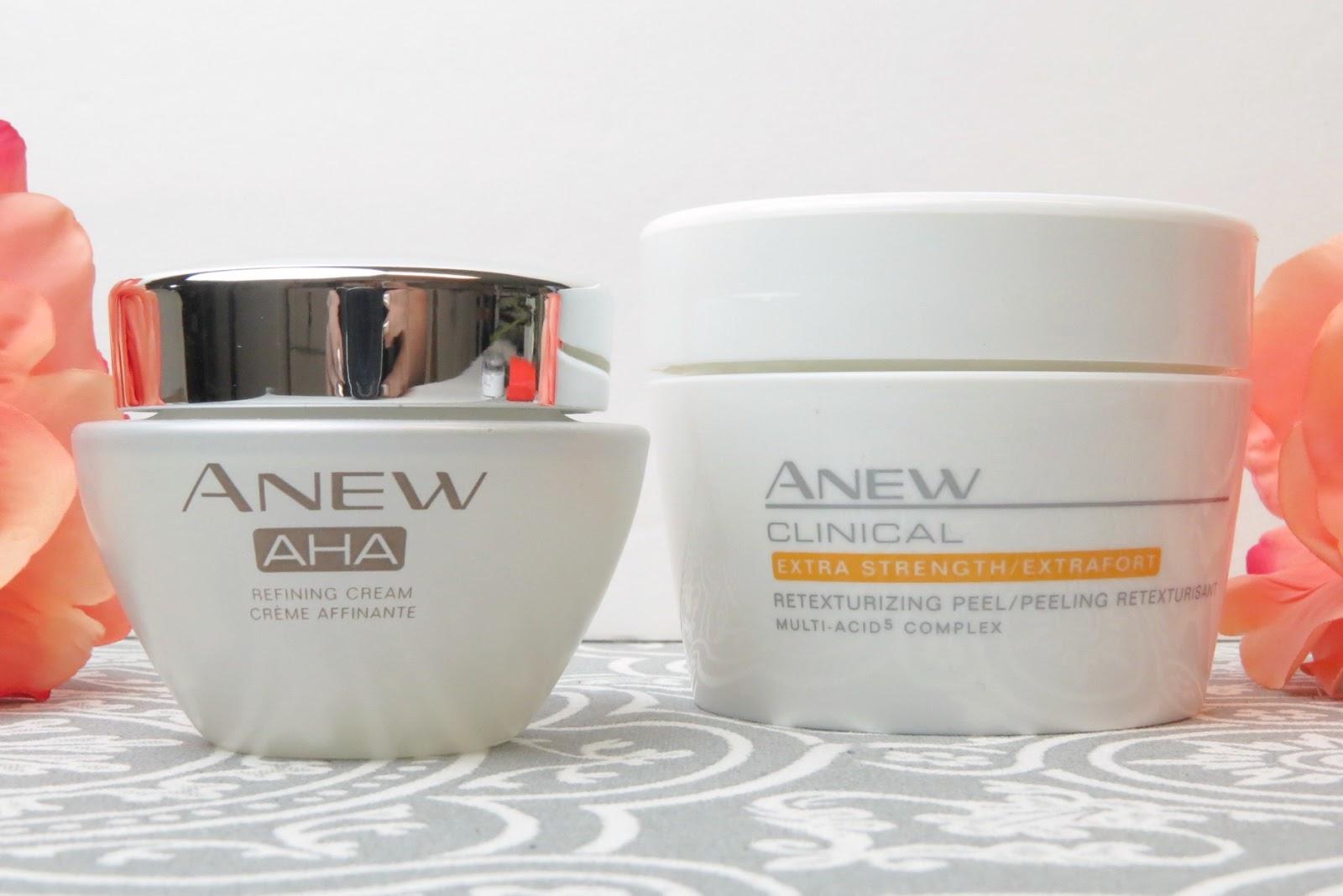Review: Anew AHA Skincare