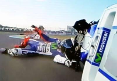 """""""Lorenzo Out""""! Ini Reaksi dan Komentar Marquez"""
