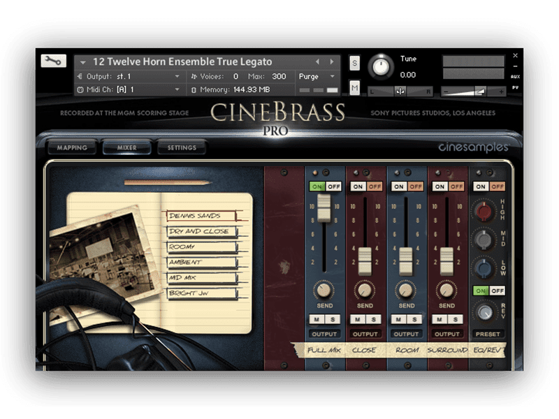 Download Cinesamples CineBrass PRO v1.7 KONTAKT Library