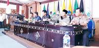 Menkopolhukam dan Mensos Pimpin Rapat Tanggap Darurat Gempa NTB