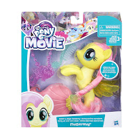My Little Pony the Movie Fluttershy Glitter & Style Seapony