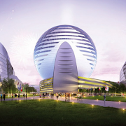 SMITH & GILL ARCHITECTS - ASTANA EXPO 2017