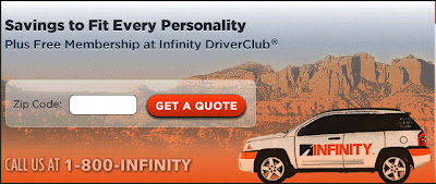 Infinity Low Cost Car Insurance