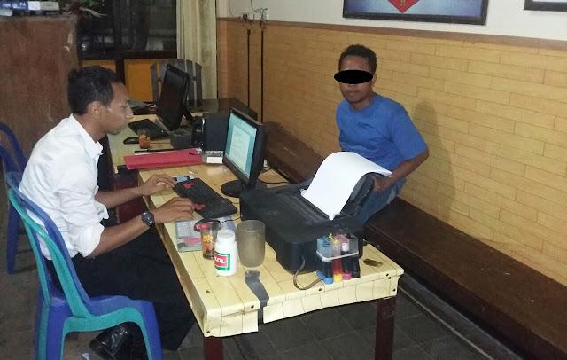 Ngaku Kelompok Santoso di Facebook, Pemuda Tanggung ini Diamankan