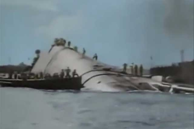Attack on Pearl Harbor 7 December 1941 worldwartwo.filminspector.com