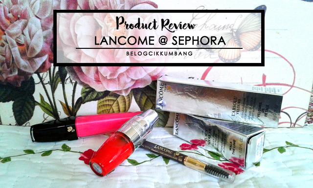 Lancome at Sephora Online