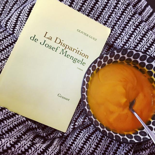 Chronique littéraire La disparition de Josef Mengele par Mally's Books