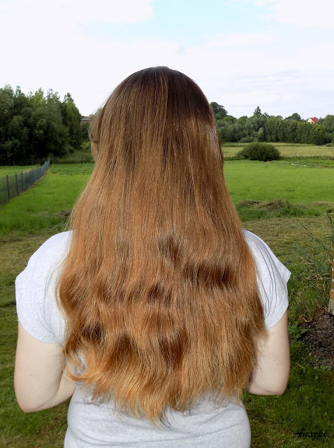 Aktualizacja włosowa lipiec
