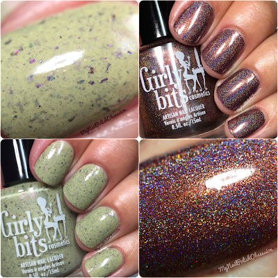 Girly BIts COTM Duo; September 2016 - Peace-oop & Sep-timber