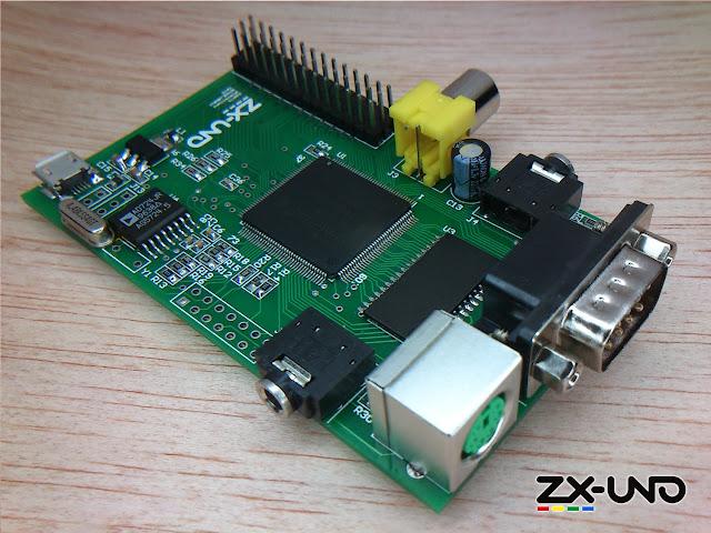 El equipo del ZX-Uno prepara una campaña de crowdfunding