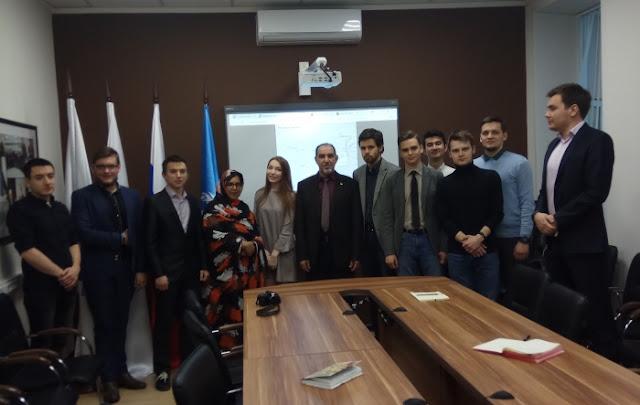 وفد من جبهة البوليساريو ستقبل بمقر اللجنة الروسية لحقوق الإنسان التابعة للأمم المتحدة