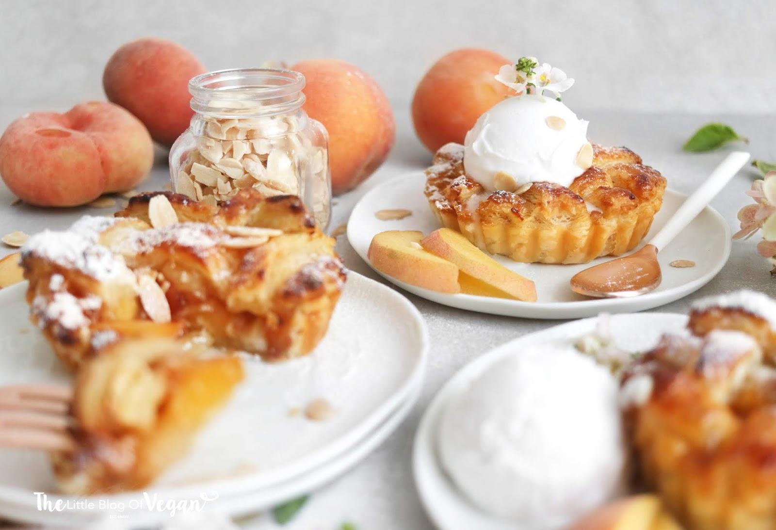 Mini peach pies recipe