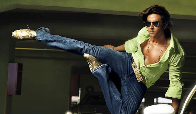 hrithik roshan action seen