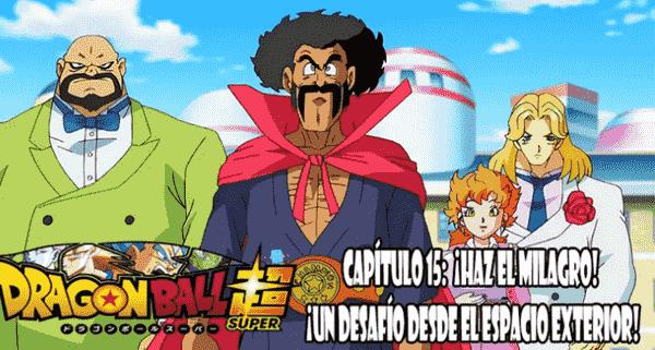 Ver capitulo 15 online gratis, Ya finalizada la batalla con Bills, Gokú se dispone ir a entrenar con Kaiosama.