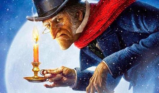 charles dickens christmas carol scrooge