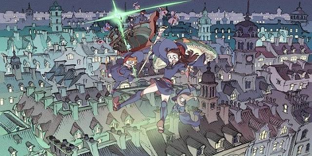 Little Witch Academia: Mahoujikake no Parade (2015)