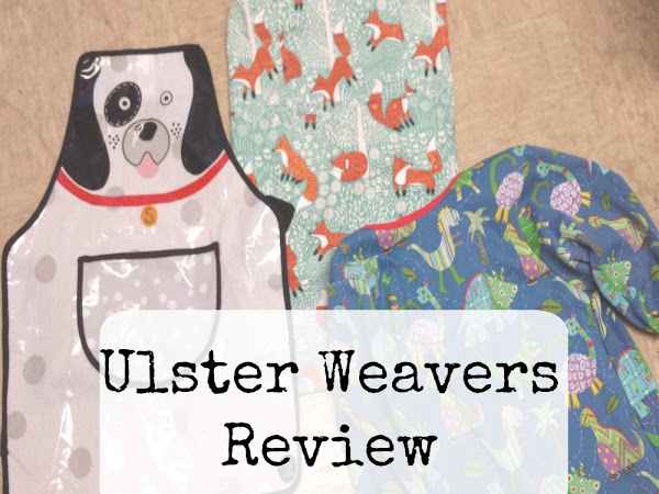 Ulster Weavers Aprons {Review}