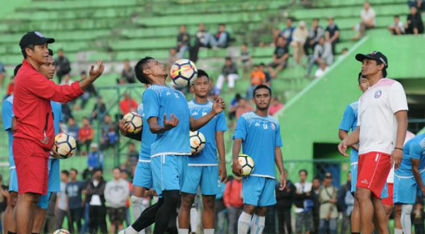 RESMI! PSIS Semarang Lawan Arema FC Awal Tahun 2018