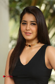 Actress Rashi Khanna Pictures at Hyper Movie Interview  0003.JPG