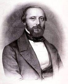 2 de agosto de 1845: Rudolf Virchow menciona por primera vez su descubrimiento de la embolia