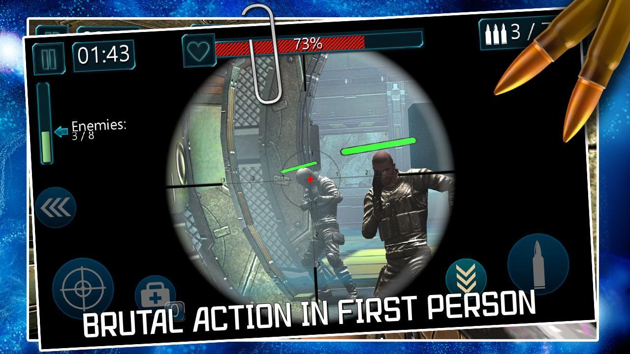 Battlefield Combat Black Ops 2 MOD APK