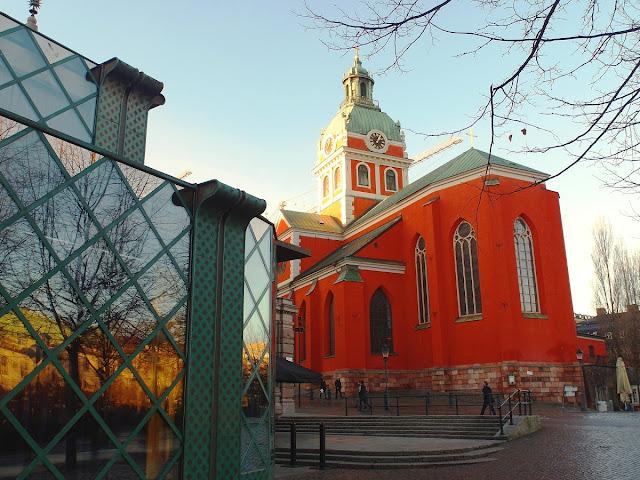 Stockholm, S:t Jacobs kyrka