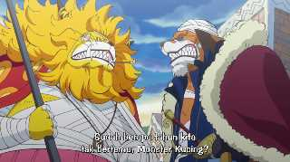 One Piece Subtitle Indonesia Episode 767