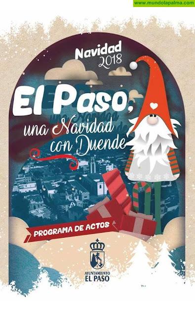 """Programa 2018 - El Paso """"Una Navidad con Duende"""""""