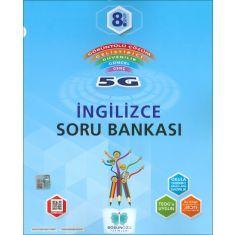 Sözün Özü 8.Sınıf 5G İngilizce Soru Bankası (2017)