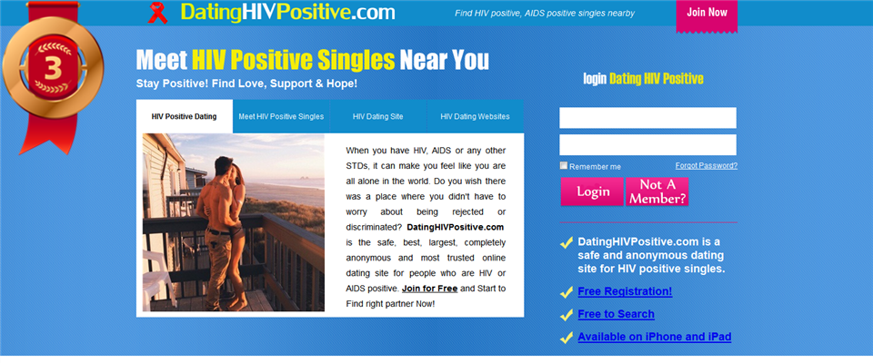 free hiv dating service Free hiv dating websites - if you are looking for girlfriend or boyfriend, register on this dating site and start chatting you will meet interesting people and find your love  there are many online dating service providers who sometimes make the important task of match-making and publication of personalized ads.
