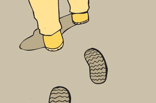 Ba cha con (bộ mới) phần 48: Dấu chân trên sao Hỏa