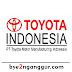 Lowongan Kerja PT Toyota Motor Manufacturing Indonesia 2018